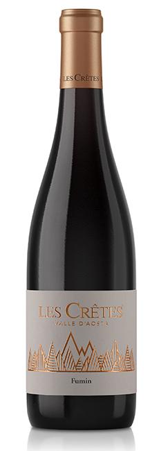 I Rossi Les Crêtes: Il Fumin è vinificato per la prima volta in purezza da Les Cretes nel 1993, rivelandosi un vino di grande eleganza, adatto al lungo affinamento in bottiglia