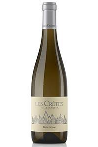 i Bianchi Les Crêtes: la Petite Arvine è un vitigno tradizionale a maturazione tardiva. Il suo nome deriva dalla varietà - Arvine - e dalla piccola taglia (petite in Francese) dei suoi acini. Questo vino è caratterizzato da un'intensa mineralità e salinità.