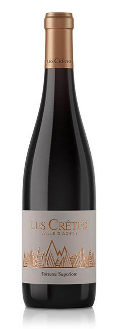 I Rossi Les Crêtes: Torrette Superiore. Il Torrette, è il più grande areale storico della denominazione Valle d'Aosta e dà il suo nome al vino.
