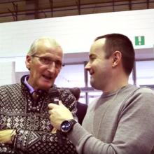 Intervista a Costantino Charrere al FIVI 2016 di Piacenza