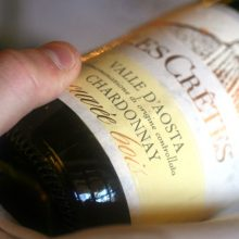 Tre Bicchieri Gambero Rosso per il nostro Chardonnay Cuvée Bois Valle d'Aosta 2013