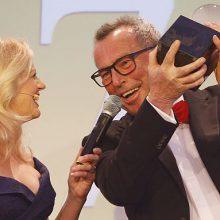 Congratulazioni a Eberhard Spangenberg, fondatore delle enoteche GARIBALDI, per il FEINSCHMECKER Award of HONOUR 2017