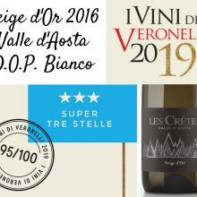 Neige d'Or 2016 Super Tre Stelle Veronelli 2019