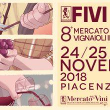 Les Crêtes al FIVI 2018 Piacenza il 24/25 Novembre
