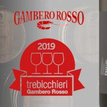 Tre Bicchieri 2019 – Chardonnay Cuvée Bois 2016