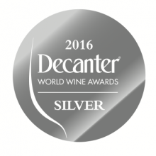 2 medaglie ottenute al Decanter World Wine Awards 2016