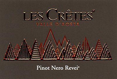 Pinot Nero Revei 2017 Valle D'Aosta Dop