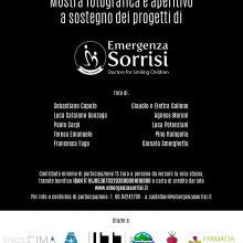 4 luglio 2017: Mostra fotografica e aperitivo a sostegno dei progetti di EMERGENZA SORRISI – DOCTORS FOR SMILING CHILDREN