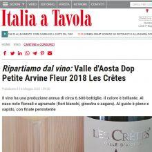 Les Crêtes @ITALIAATAVOLA